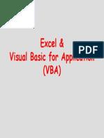 Informatica Excel Vba