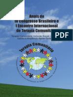 Anais IV Congresso Brasileiro de TCI