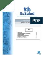 Protocolo de Atencion Laboratorio ESSALUD