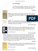 Paleografia, Diplomatica, Codicologia