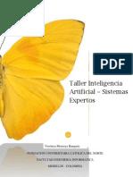 Inteligencia Artificial Sistemas Expertos _ Taller