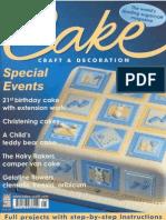 Cake Craft & Decorating - May 2009