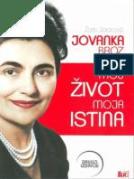Zarko Jokanovic - Jovanka Broz-Moj Zivot Moja Istina
