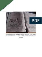 CURRICULUM ARTÍSTICO de WLAD LIMA