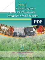 Mannual Trainer Programme Inner Final Animal Science