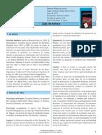 Guía de actividades  de Los dos Gimenez de Griselda Gambaro