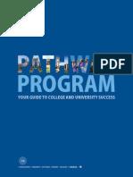 KGIC University Pathway Brochure 2014