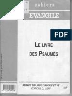 Cahiers Evangile 92