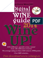 WineUp Guide English - best spanish wines