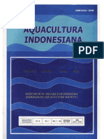 Pengembangan Land Based Mariculture