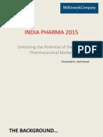 India Pharma 2015
