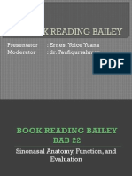 Bab 22 Sinonasal Anatomy, Function and Evaluation