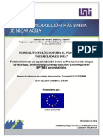 121130 Manual tecnológico Mermelada de Pina