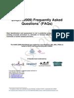 DASH 2009 FAQs