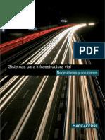 Catalogo - Sistema Para Infraestructura Vial MACCAFERRI