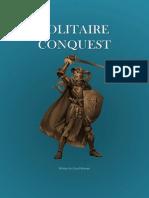 Solitaire Conquest