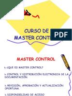 Curso MasterControl