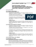 Especificaciones Tecnicas Obras Exteriores Casa Fuerza Tanq Elev. Cisterna Patio Ins_20121024195705