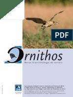Ornithos 20-6 (2013) - numéro complet
