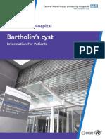 12 102 Bartholin's Cyst