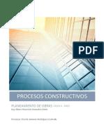 Procesos Constructivos PAO