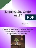 A Cura Para a Depressao