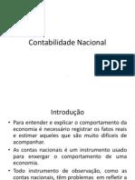 Contabilidade Nacional