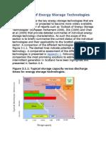 3 Inventory of Energy Storage Technologies