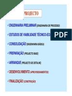 Projecto de Instalacoes Industriais