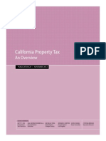 California Property Tax Handbook