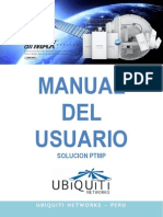 Manual de Usuario Ptmp
