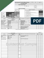 Sample-Risk Assessment & Safe Work Method Statement