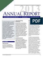 Cc Jj Annual Report 2013