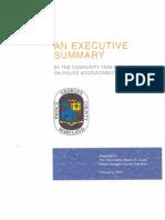 Woody, J. B. Et Al - Community Task Force on Police Accountability