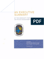 Woody, J. B. Et Al - Community Task Force on Police Accountability