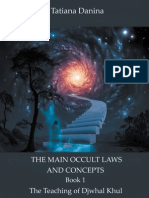 T.Danina - The Teaching of Djwhal Khul - The Main Occult Laws and Concepts