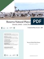 Libro Digital Reserva Natural Playa Penino