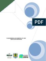 Plan Municipal de Juventud 2011-2020 Santa Fe de Antioquia-1