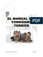 El Manual Del Yorkshire