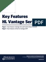 Vantage Key Features