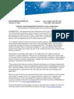 Pa Press Release