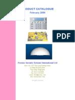 Posonic Catalogue Feb 2009