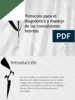 Protocolo Para El Diagnostico y Manejo de Las