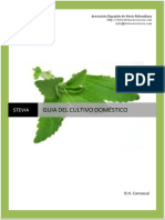 Stevia Guia Del Cultivo Domestico
