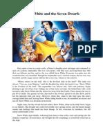 Snow White and the Seven Dwarfs Dan Robin Hood