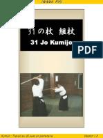 152191366 Aikido Kata C Tissier Morihiro Saito 31 No Kumijo Complet