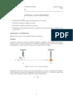 Guia No. 2 - Sistema Masa-Resorte [UNAH-VS]