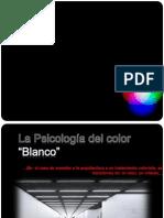 La Psicología del color blanco def