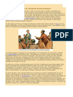 As Cortes Portuguesas e as Tentativas de Reconolização