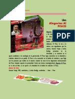 Libro  Alegorias Al PISCO Libro Desde La Diaspora